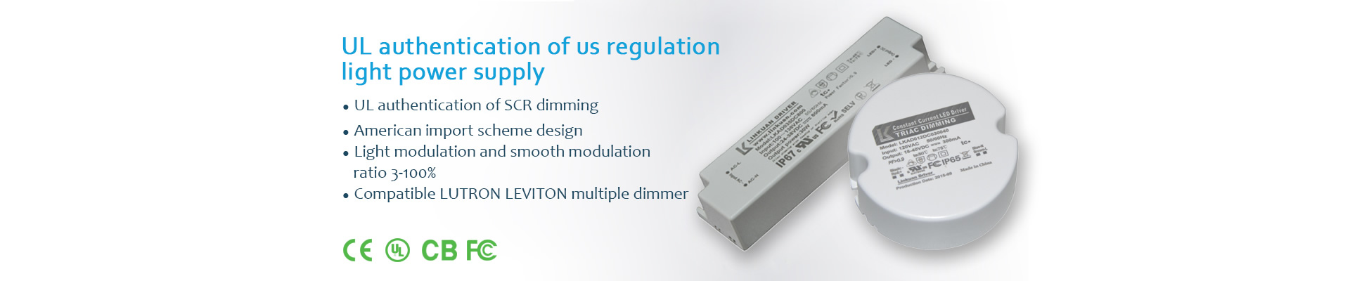 LED driver Dimmable LED driver LED Power Supply Wireless LED